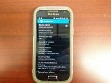 Samsung Galaxy S4 mini SGH-I257 - 16GB - Black (ATT) unlocked w/case