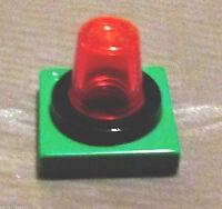 Lego Duplo Licht Leuchte Light für Rollo Müllwagen  aus 3289 3283 3295 3289 grün