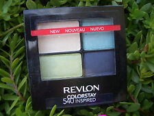 REVLON COLORSTAY 16 HOUR COLOR COORDINATED EYE SHADOW QUAD , #540 INSPIRED