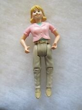 Loving Family Dollhouse MOM WOMAN LADY Pink Fisher Price Classic Figure '98 Cute