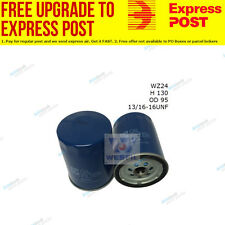 Wesfil Oil Filter WZ24 fits Chevrolet Corvette 5.7 (1YY),5.7