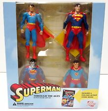 DC Direct: SUPERMAN-attraverso i secoli da Collezione Action Figure Set Regalo