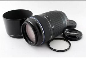 Olympus ZUIKO DIGITAL 70-300mm f/4-5.6 ED Lens Excellent+++ From Japan By FedEx