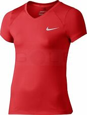 Nike Girls Greens Top Previous Season Red size S Small - junior golf shirt Nwt