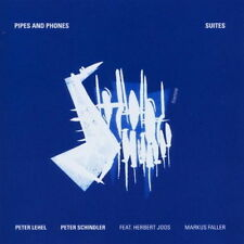 Peter Leher Peter Schindler pipes and phones (Seven to Heaven) 2000 fineton CD