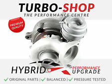 Turbocompresor/Turbo 717478/750431 BMW X3/E83/320/E46 2.0d * híbrido 210-230 HP *