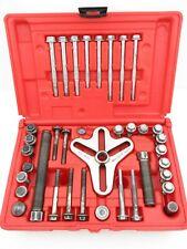 MAC Bolt Grip Puller Complete Set for Harmonic Balancer Damper Pulley STP500M