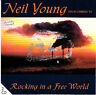 Neil Young ‎– Rocking In A Free World - Live In London '93 - CD On Stage Records