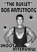 Bob Armstrong Shoot Interview DVD Wrestling NWA WCW WWF