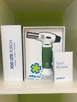 Whip it Ion Lite Butane torch New Lifetime warranty GREEN Refill Lighter SPECIAL
