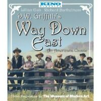 Way Down East [New Blu-ray] Silent Movie