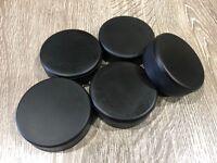 New Foam Sponge Hockey Indoor Outdoor Soft Training Practice Pucks Set Of 5
