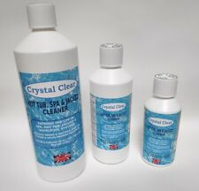 Hot Tub System Cleaning Fluid - Remove dirt, grime, germs & smells pipework/tub