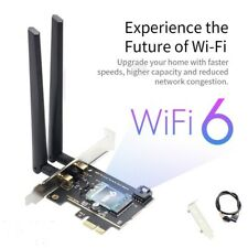 Wi-Fi 6 AX200 PCI-E x1 Wireless Adapter 802.11 ax desktop wifi card Bluetooth5.0
