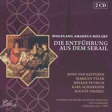Wolfgang Amadeus Mozart: Die Entfhrung aus dem Serail (CD, Aug-2009) **NEW**