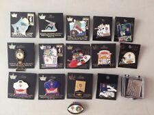 Lot Of 16 Olympic Pins souvenir Sponsor Salt Lake City SLC winter olympic 2002