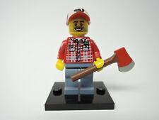 Lego Figur Sammelfigur Serie 5   Nr.8  Holzfäller    COL072