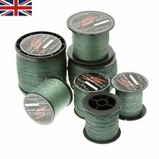 Useful Green 100-1000M  Dyneema Spectra Extreme Sea Braided Fishing Line NEW