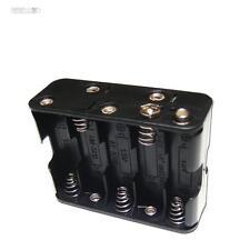 Portapilas 10x Mignon Aa - Batería Ideal de Led, Compartimento de las Pilas
