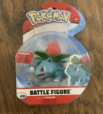 Pokemon Battle Figure Ivysaur Wicked Cool Toys New WCT - FAST FREE SHIPPING-