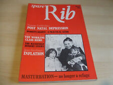 Spare Rib Women's Liberation Feminist Magazine Number 21 March 1974