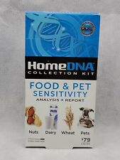 Home DNA food & pet sensitivity Test Collection Kit Analysis Report  NEW