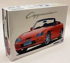 Aoshima 1/24 Scale - Suzuki Cappuccino EA11R '91  Build Yourself Model Car Kit