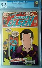 Superman's Pal JIMMY OLSEN #157 CGC 9.6 WHITE, 1973 cool Cardy sci-fi c