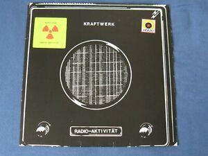 Deutsche LP - Kraftwerk - Radio-Aktivität - HÖRZU Kling Klang