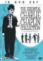 Nuovo The Essenziale Charlie Chaplin Collection DVD (DEMDVD1954)