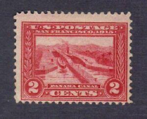 Scott # 398 San Francisco Panama  Canal catalog value $20
