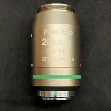 Nikon Plan Apo 20x75 017 Dic N2 Objective