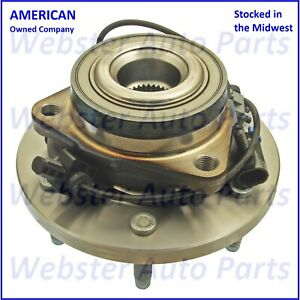 Front Wheel Hub Bearing Assembly for Hummer H3 & H3T