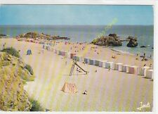 CP 44600 SAINT MARC la plage tentes animée Edit JACK
