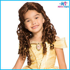 Disney Beauty and the Beast Belle Costume Wig for Kids brand new in box