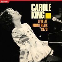 Carole King - Live At MONTREUX 1973 Nuovo DVD
