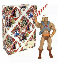 Masters of the Universe Classics Filmation Exclusive Holiday He-Man Christmas