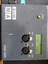 MA LIGHTING 2 port node onPC GRANDMA2