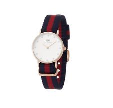 Daniel Wellington Oxford Classy 26mm Women's Gold Watch