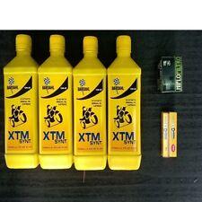 KIT TAGLIANDO YAMAHA TDM 850 91/01 BARDAHL XTM 10W40 FILTRO OLIO CANDELE NGK