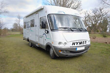 Motorhome Hire - Hymers for Holidays, Festivals and Long Weekends  etc