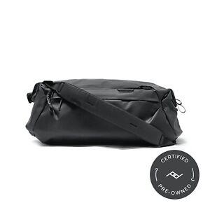 Peak Design Travel Duffel 35L (Black) - PD Certified