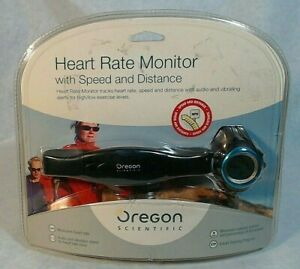 Oregon Scientific Heart Rate Monitor with Speed, Distance SE300 With Case