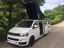 VW TRANSPORTER 2.0 TDI 102PS LWB T30 CAMPER VAN ONLY 50K FSH NO VAT