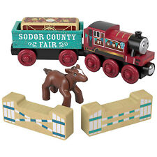 Thomas And Friends Wood Rosie's Prize Pony Train Set NEW