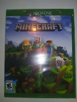 Minecraft (Xbox One, 2018) BRAND NEW Factory Sealed Mojang Starter Pack