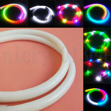 5V SK6812 LED Neon Flex Tube Pixel Strip Light 3535 RGB Addressable 360 Round