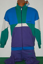 DEADSTOCK ADIDAS VINTAGE TENNIS retro clothes BNWT nos FULL TRACKSUIT 80s 90s D3