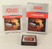 Vintage Boxed Atari 2600 game Vanguard Tested & Working
