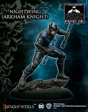 Knight Models DC MINIATURES NUOVO CON SCATOLA NIGHTWING (Arkham Knight) 35DC153